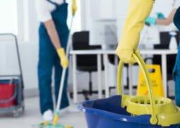 limpeza e conservação